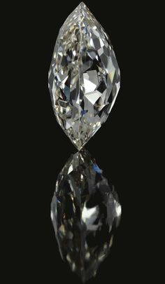 """""""Beau Sancy"""" diamond """"one of the most important historic diamonds ever to come to auction"""", reflecting its role in the fluctuating fortunes of Europe's royal families for more than 400 years."""