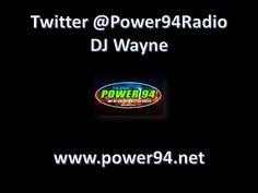 DJ Wayne Power94 Shout Out @JayBuggs @Power94Radio