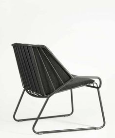 Cage lounge chair - Filip Gordon Frank