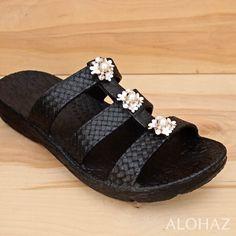 daf408618 Black jaya pearl jam jandals® - pali hawaii sandals
