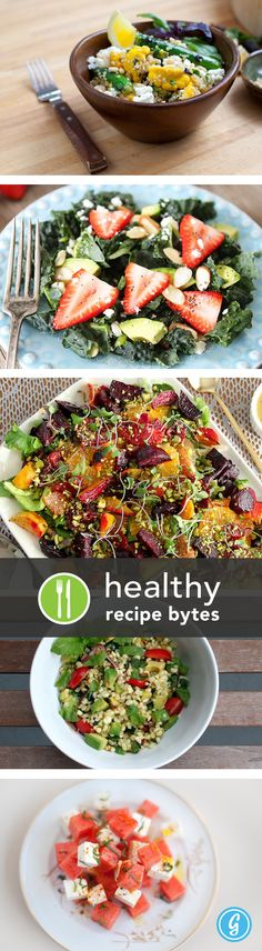 Summer Salad Recipes!