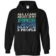 AFFENPINSCHER T Shirts, Hoodies, Sweatshirts. CHECK PRICE ==► https://www.sunfrog.com/Pets/AFFENPINSCHER-8621-Black-14138940-Hoodie.html?41382