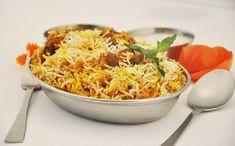 Chicken biryani is a variation of biryani, a dish originally from India.