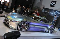 Mercedes-Benz AMG Vision Gran Turismo Concept #car #cars #instacars #instaauto #auto #exotic_cars #amazing_cars #fastcar #motor #motors #autotrend #musclecars #carswithoutlimits #carsovereverything #thecarlovers #carporn #badass #classiccars #luxurycars