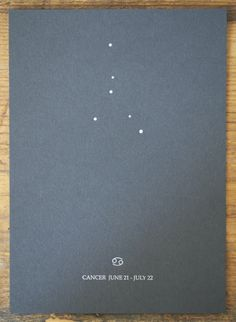 PORTLAND APOTHECARY: Summer Constellations