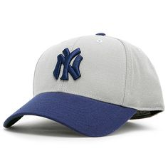 f753add1f3747 New York Yankees Gray-Navy Blue 1911 Throwback Cooperstown Fitted Hat