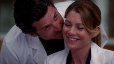 Grey's Anatomy Mark and Derek | Grey's Anatomy, couple emblématique, Derek, Lexie, Meredith, Owen ...