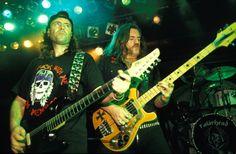 """Spruchreif:  """"We are Motörhead and we play Rock'n'Roll"""" - mit diesem Satz..."""