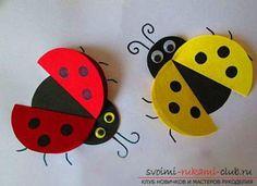 насекомые из бумаги для детей: 18 тыс изображений найдено в Яндекс.Картинках