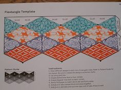 Tangles and More: Tangling for fun: Flextangles and Tri-hexaflexagon