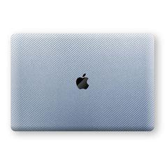 "MacBook Pro 13"" (2019) 3D Textured CARBON Fibre Skin - ARCTIC BLUE Bank Holiday Sales, Facebook Brand, Macbook Pro 15, New Skin, Apple Products, Clean Design, Carbon Fiber, Britain, Bubble"