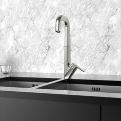 Tapware finishes are varied - start by looking for tapware colourways that ties in with the appliances, sink or hardware in your kitchen to create a unified and balanced look.