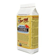 Flaxseed Meal :: Bob's Red Mill Natural Foods