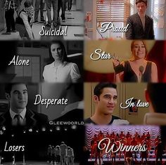 This just Glee Glee Memes, Glee Quotes, If I Die Young, Glee Club, Cory Monteith, Chris Colfer, Darren Criss, Romance, Best Shows Ever