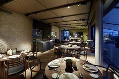 Client: Engelhorn Opus V Location: Mannheim Design: Blocher & Blocher Year: 2013 #interior #restaurant #design #food #engelhorn