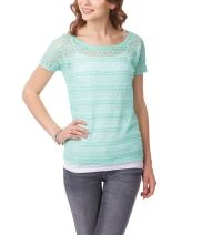 Lovely Lace Tee - Aéropostale®