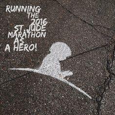 Run as a St Jude Hero