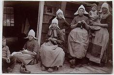 knitting - 1890
