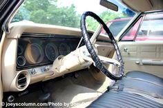 interior of the Impala