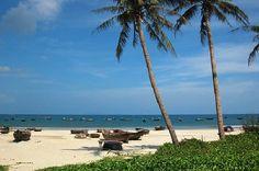 China Beach  Da Nang Vietnam
