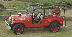Its a jeep and a fire truck the two best things out there