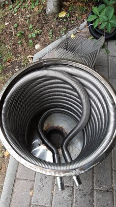 13 besten eigenbau whirlpool heizung w rmetauscher diy - Whirlpool mit holzheizung ...