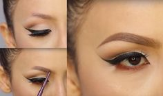 How to Get Full, Perfect Eyebrows Using Makeup