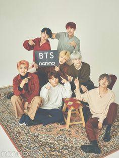 BTS X non-no~! ❤ #BTS #방탄소년단
