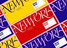 New York Magazine rebranding concept / 2019 on Behance Brewery Logos, Brooklyn Brewery, Branding Design, Logo Design, Milton Glaser, Wedding Branding, Stationary Design, Communication Design, Visual Identity