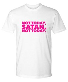 bace5a661 Rupaul's Drag Race T shirt Bianca del Rio Shirt Not Today Satan Hurricane  Bianca Shirt Unisex t-Shirt