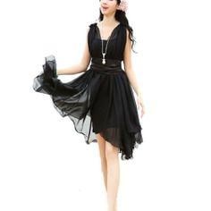 Damen boehmisches Strandkleid Sommerkleid aus Chiffon Cocktailkleid Ballkleid Fashion Season, http://www.amazon.de/dp/B00JRPL3PK/ref=cm_sw_r_pi_dp_1eUJtb0BBZ290