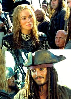Pirates of the Caribbean Elisabeth Swan, On Stranger Tides, Pirate Queen, Johnny Depp Movies, Movie Facts, Star Wars, Pirate Life, Keira Knightley, Pirates Of The Caribbean