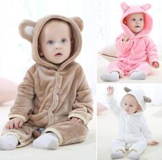 We are elated to bring you our newest range of exciting.   Like and Share if you like this 0-24M Soft Warm Unisex Newborn Baby Winter Range.  Tag a BFF who would like our amazing range of kids clothes! FREE Shipping Worldwide.  Why wait? Get it here ---> https://www.babywear.sg/0-18months-soft-warm-unisex-newborn-baby-winter-clothes-animal-rabbit-bear-costume-baby-boys-girls-rompers-jumpsuit-one-pieces/   Dress up your toddler in fabulous clothes today!    #babyrompers