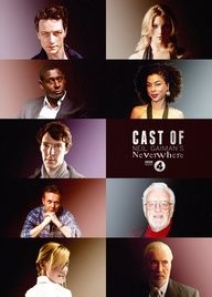 James McAvoy as Richard - Natalie Dormer as Door - David Harewood as Marquis - Sophie Okonedo as Hunter - Benedict Cumberbatch as Islington - Anthony Head as Croup - Bernard Cribbins as Old Bailey - Romola Garai as Jessica - Christopher Lee as Earl of Earls Court.