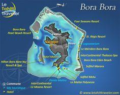 Bora Bora - The Tahiti Traveler Bora Bora Hotels, Trip To Bora Bora, Bora Bora Island, Vacation Destinations, Vacation Spots, Bora Bora Bungalow, Pearl Beach Resort, Four Seasons Bora Bora, Society Islands