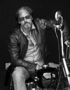 Sons of Anarchy - Chibs he's gonna end up VP lol .... we will see