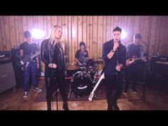 ▶ Sweater Weather - The Neighbourhood - Macy Kate  Justin Breit ft Macy Kate Band - YouTube