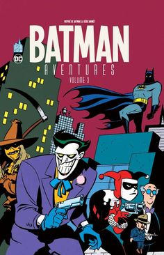 Sortie demain (décalée au 24 mars sur Amazon) : BATMAN AVENTURES tome 3 (10.03.2017) // Alors que Roxy Rocket vient d'être libérée de prison, Batman se demande si certains des plus grands criminels de Gotham ont un jour embrassé l'espoir d'une vie paisible, loin de la criminalité. Il est vrai que même les plus grands récidivistes comme Le Ventriloque ou L'Epouvantail ont un jour rêvé d'une vie normale. #batman #adventures #urban #comics #comicsfr #epouvantail #dc #comics