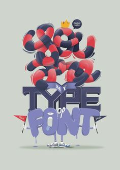 My Type of Font