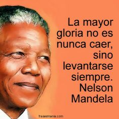 Chistes y Frases: Nelson Mandela