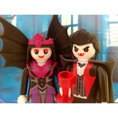 #playmobillovers #playmobil #vampire