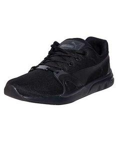 #FashionVault #puma #Men #Footwear - Check this : PUMA MENS Black Footwear