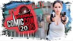 CMV // Cosplay Anime Manga Comic Convention // VIECC Vienna Comic Con 2015 in Vienna, Austria.