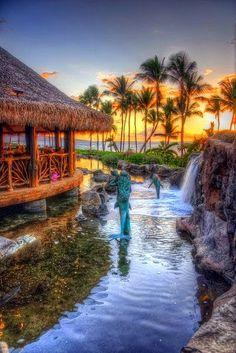 Grand Wailea Resort, Maui - Hawaii.