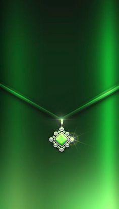 Diamond Wallpaper, Green Wallpaper, Flower Wallpaper, Wallpaper Backgrounds, Colorful Backgrounds, Bright Green, Green Colors, The Color Of Money, Zen Pictures