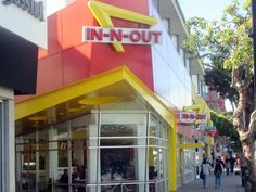 in and out burger san francisco