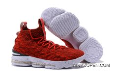 finest selection 3db33 f95cd ... ireland nike lebron 15 university red white black top deals 0700a 29b85  ...