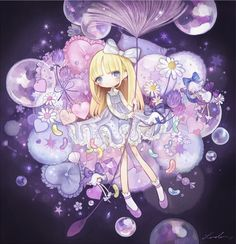 Anime, Manga, Art, Kawaii, Japanese Artwork