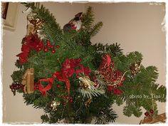 O ozdobach wigilijnych i nie tylko Christmas Tree, Holiday Decor, Handmade, Home Decor, Teal Christmas Tree, Hand Made, Decoration Home, Room Decor, Xmas Trees