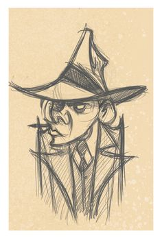 Concept Design Sketches - The Art of David Boudreau Character Sketches, Character Design Animation, Character Drawing, Man Character, Drawing Cartoon Faces, Cartoon Art, Cool Art Drawings, Art Drawings Sketches, Gangster Drawings